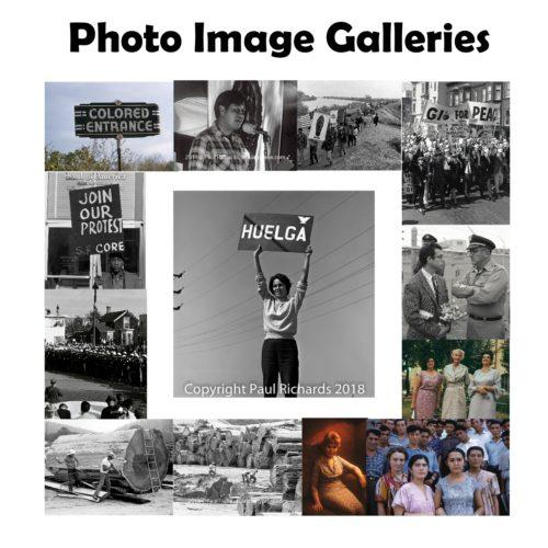 Photo image galleries white