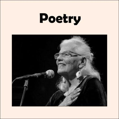 Poetry image peach