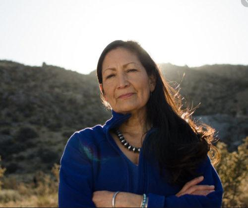 Names of the States poem for Deb Haaland