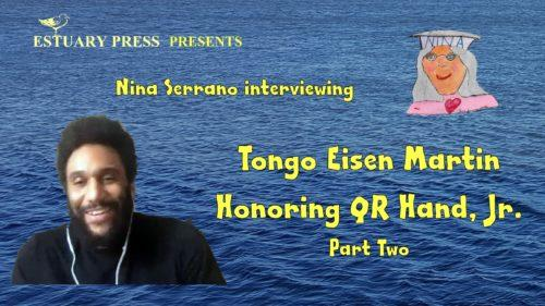 Tongo part two graphic